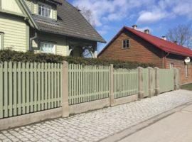 Betoon postid ja aed tartu