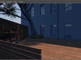 Terassi 3d projekt 2