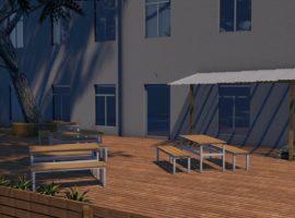 Terassi 3d projekt 5